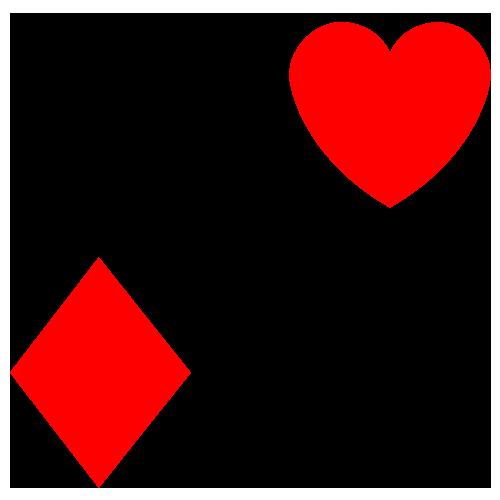 kaartsymbolen